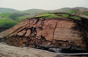 Landslide Toe